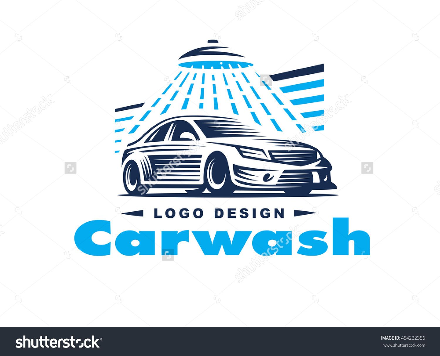 Pin by Костянтин К. on Логотипи Logos, Car wash, S logo