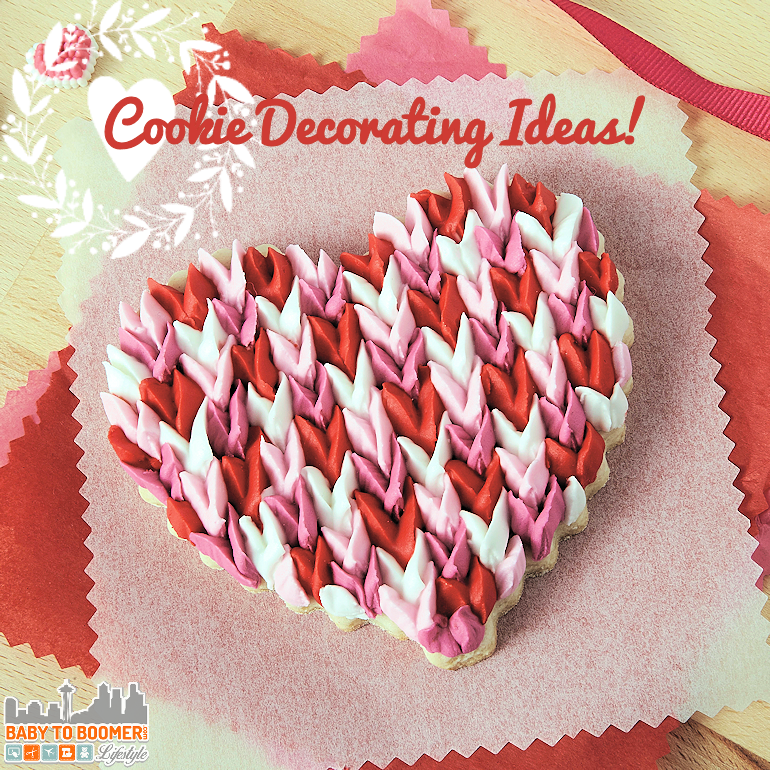 Cookie Decorating Ideas For Valentine S Day Cookie Decorating Valentines Day Cookies Valentine Cookies