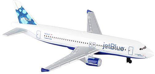Jetblue Single Plane Toy SingleJetblueToy Aircraft, Toys