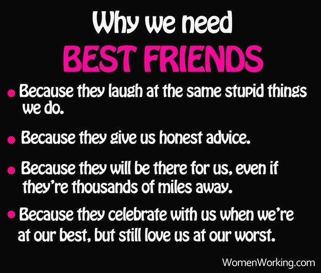 The 50 Most Shared Facebook Posts Of 2014 Friends Quotes Love My Best Friend Best Friend Quotes