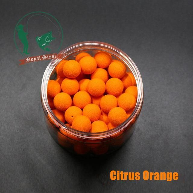 Floating Ball Beads Smell Pop Ups Carp Fishing Bait Boilies Baits Artificial