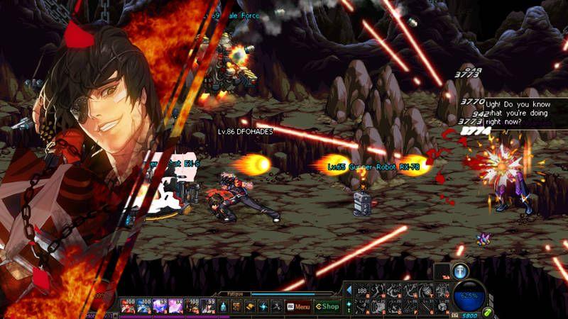 Apa Itu Dungeon Fighter Online Dfo Sword Art Online Art Mainan