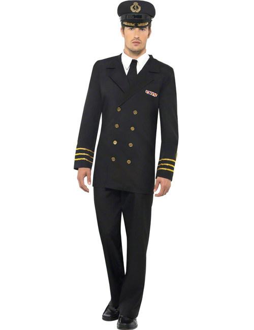 Navegante Chaqueta De De hombre Disfraz
