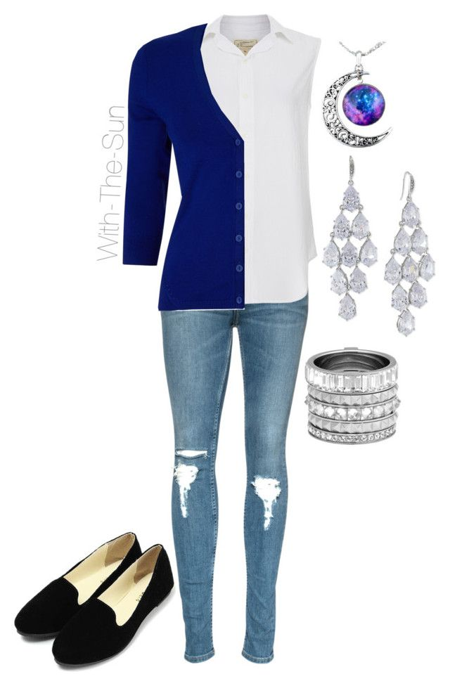 """""""Pack and Go: London"""" by with-the-sun ❤ liked on Polyvore featuring Current/Elliott, Phase Eight, Carolee, Henri Bendel, women's clothing, women, female, woman, misses and juniors"""