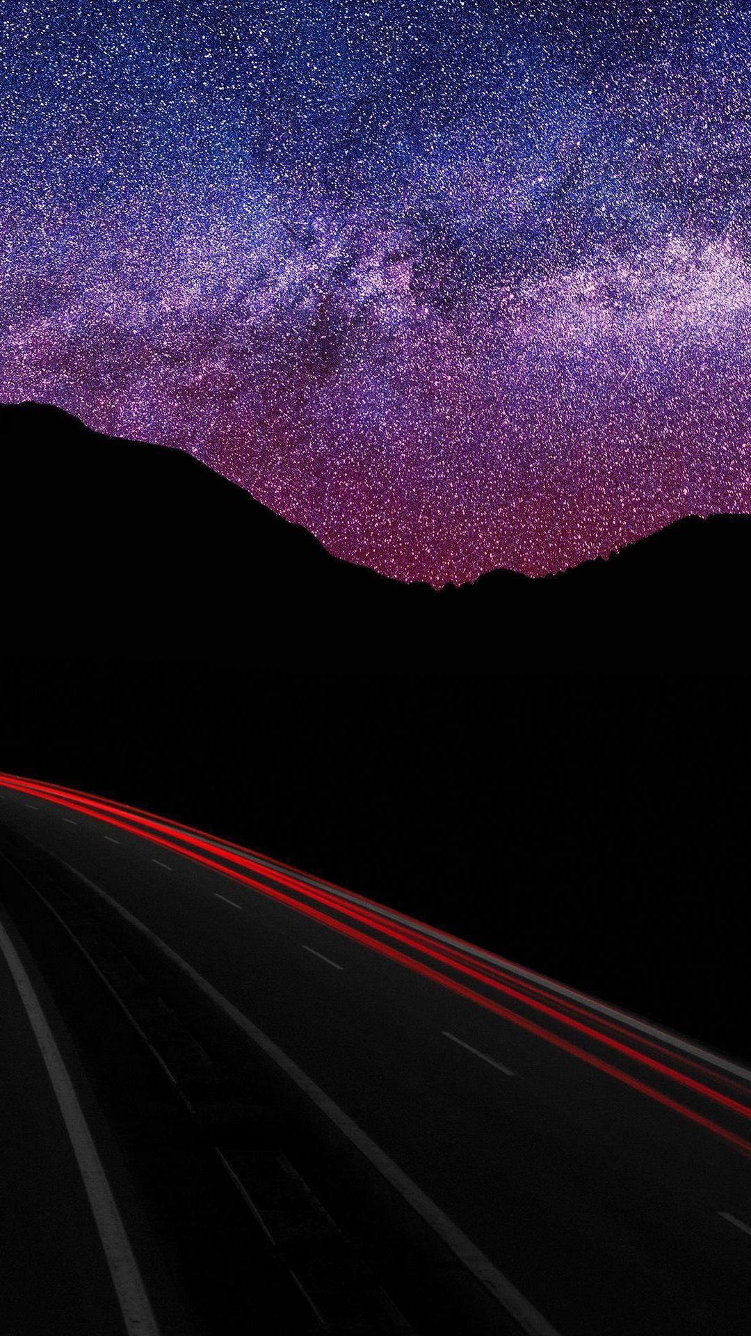 Wallpaper Pemandangan Malam Hd Dengan Gambar