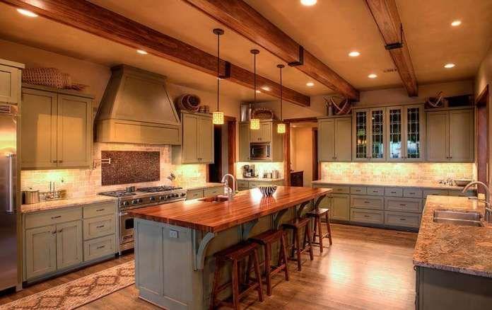 21 Creative Grey Kitchen Cabinet Ideas for Your Kitchen