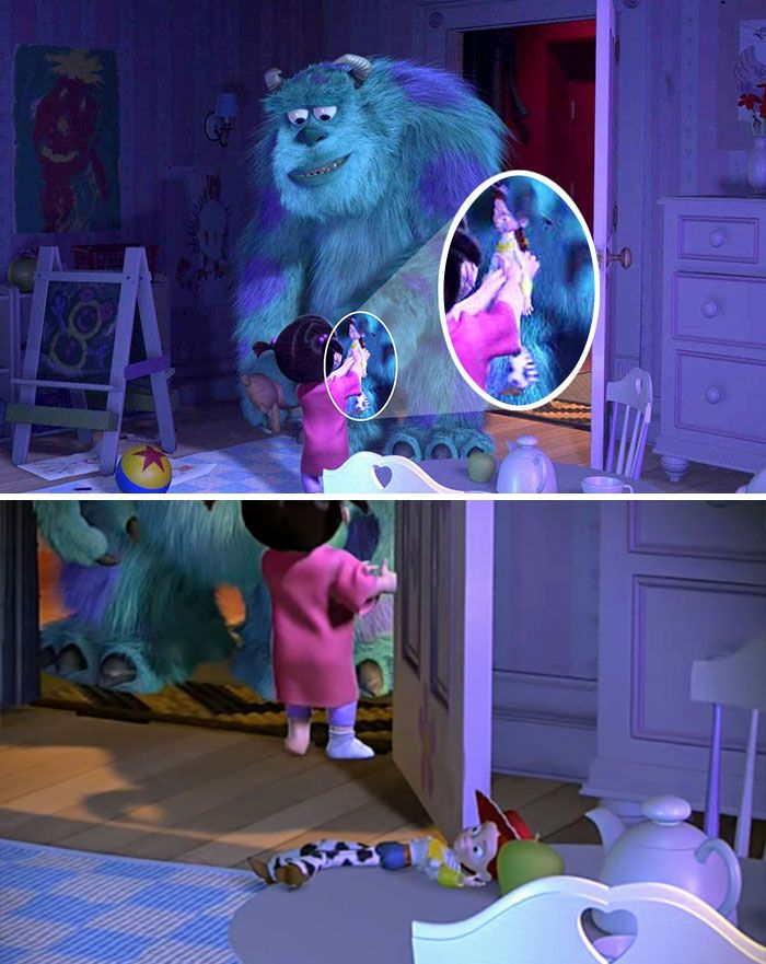 35 Hidden Details That Only Very Observant People Noticed In Toy Story Movies