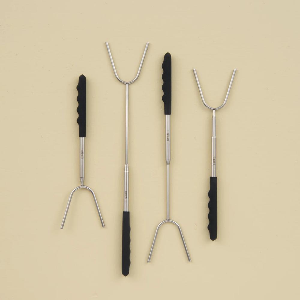 Retractable Roasting Sticks