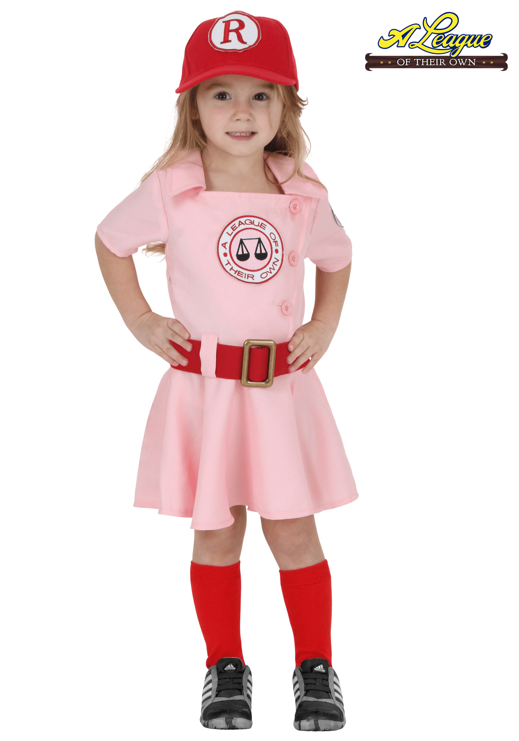 toddler a league of their own dottie costume - Baseball Halloween Costume For Girls