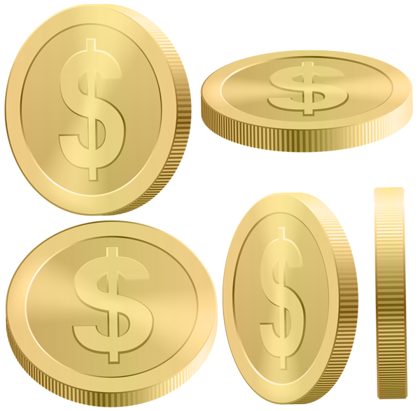 Gold Coins Png Image Gold Coins Coins Photo