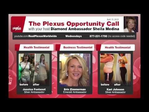 Plexus Opportunity Call | April 15th, 2015