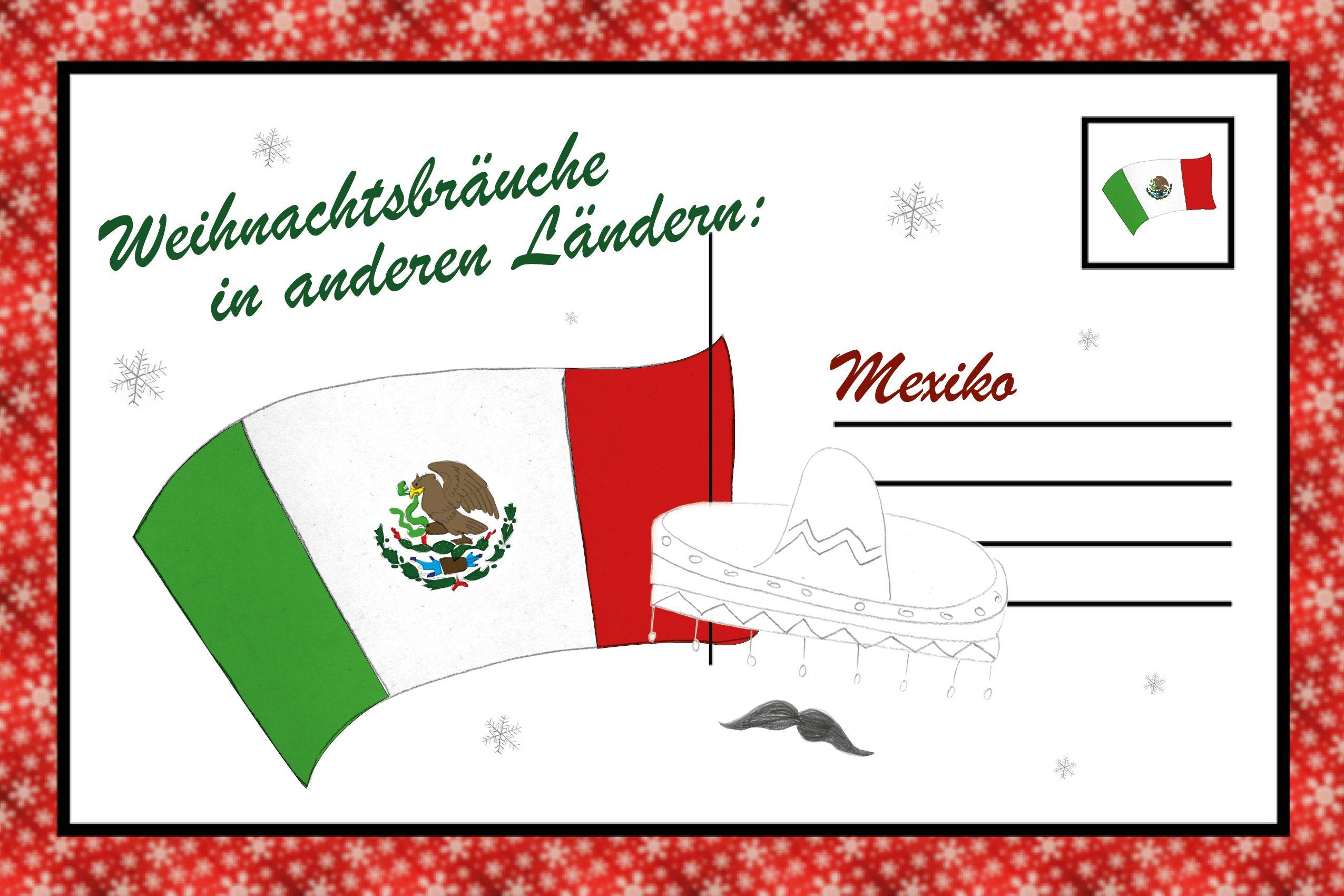 Weihnachten in anderen Ländern - MEXIKO! Ideas4parents