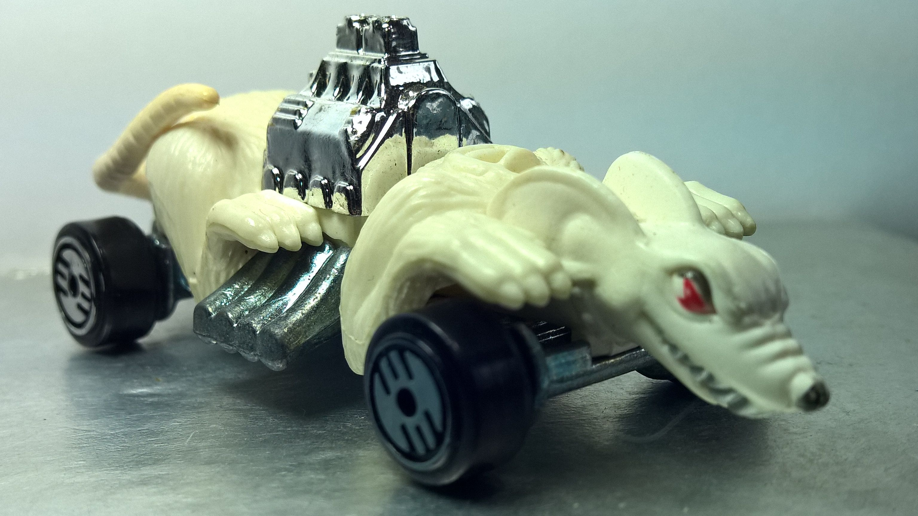 Hot Wheels Ratmobile Collector 81 Speed Demons 1989 With