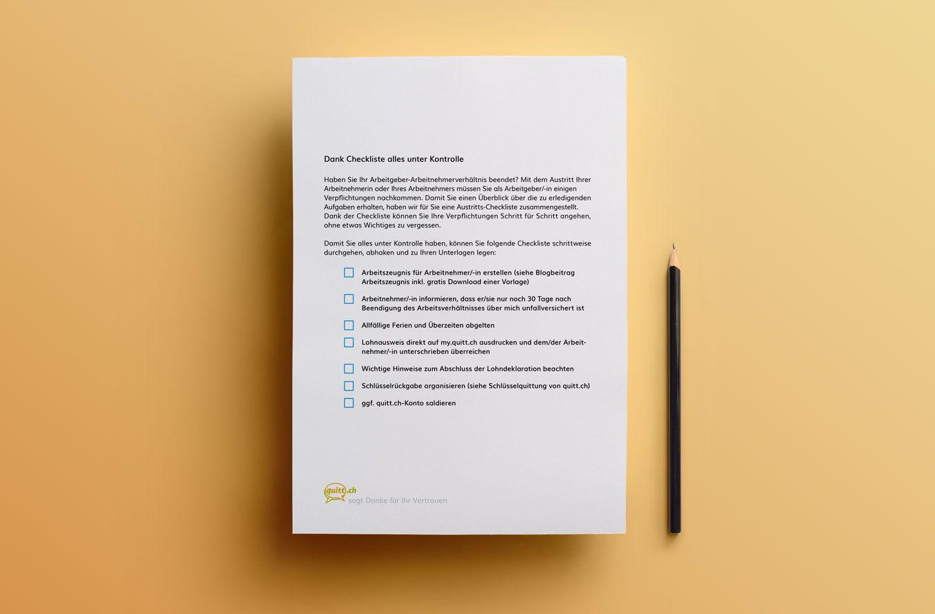 Die Austrittscheckliste Hilft Beim Austritt Der Haushaltshilfe Checkliste Haushaltshilfe Liste