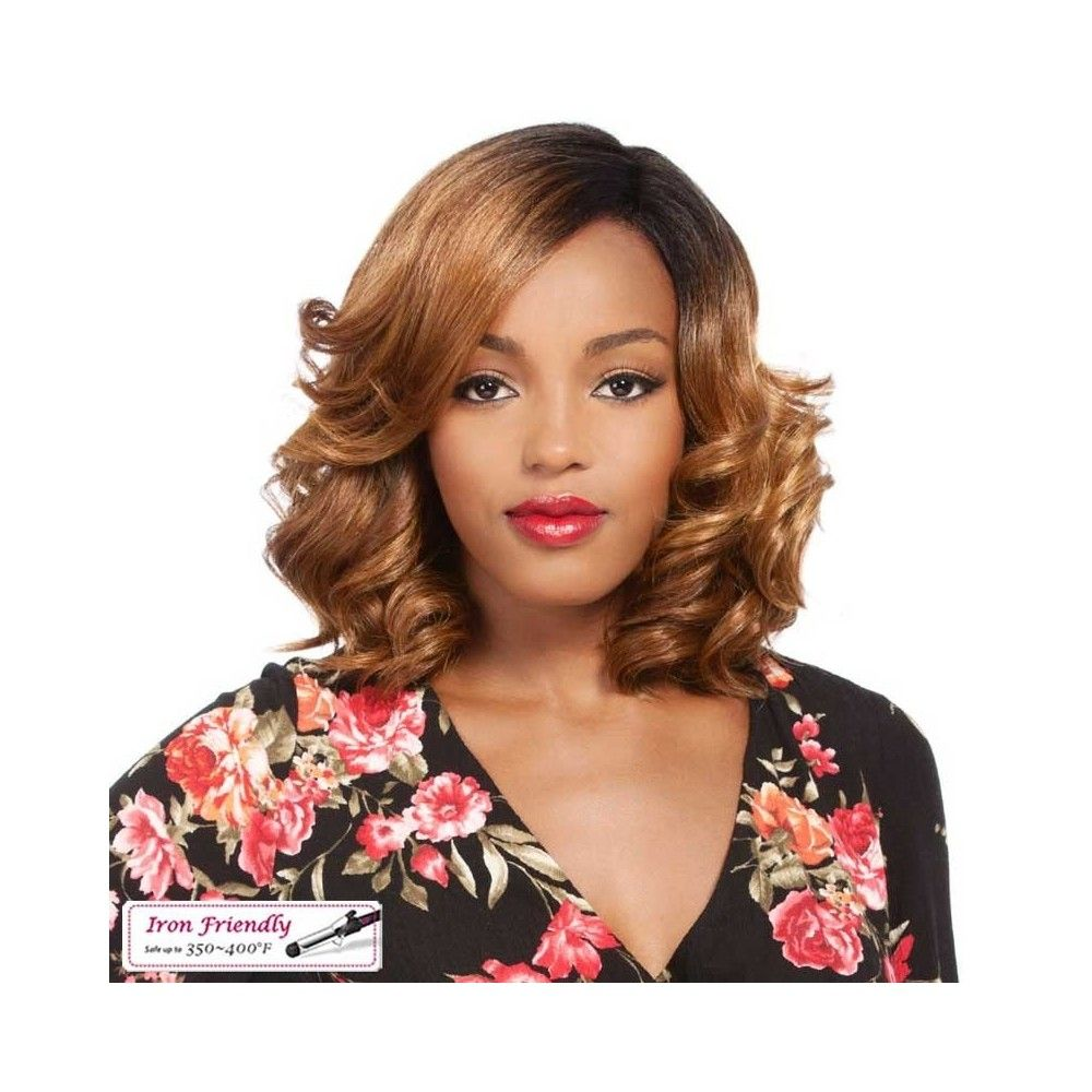 Its A Wig Synthetic Swiss Lace Front Wig Yuliya