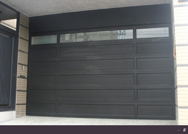 Modern Insulated Garage Doors Inspiration Ideas 11528 Decorating