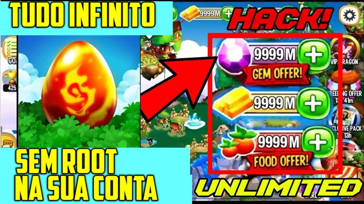 Dragon City Apk Mega Hack Gemas Ouro Comida Infinitos Android Ios Atualizado 2020 Dragon City Dragon Jogo Android