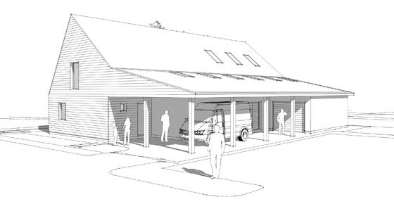 East Boldon Scout Hut - Fitz Architects