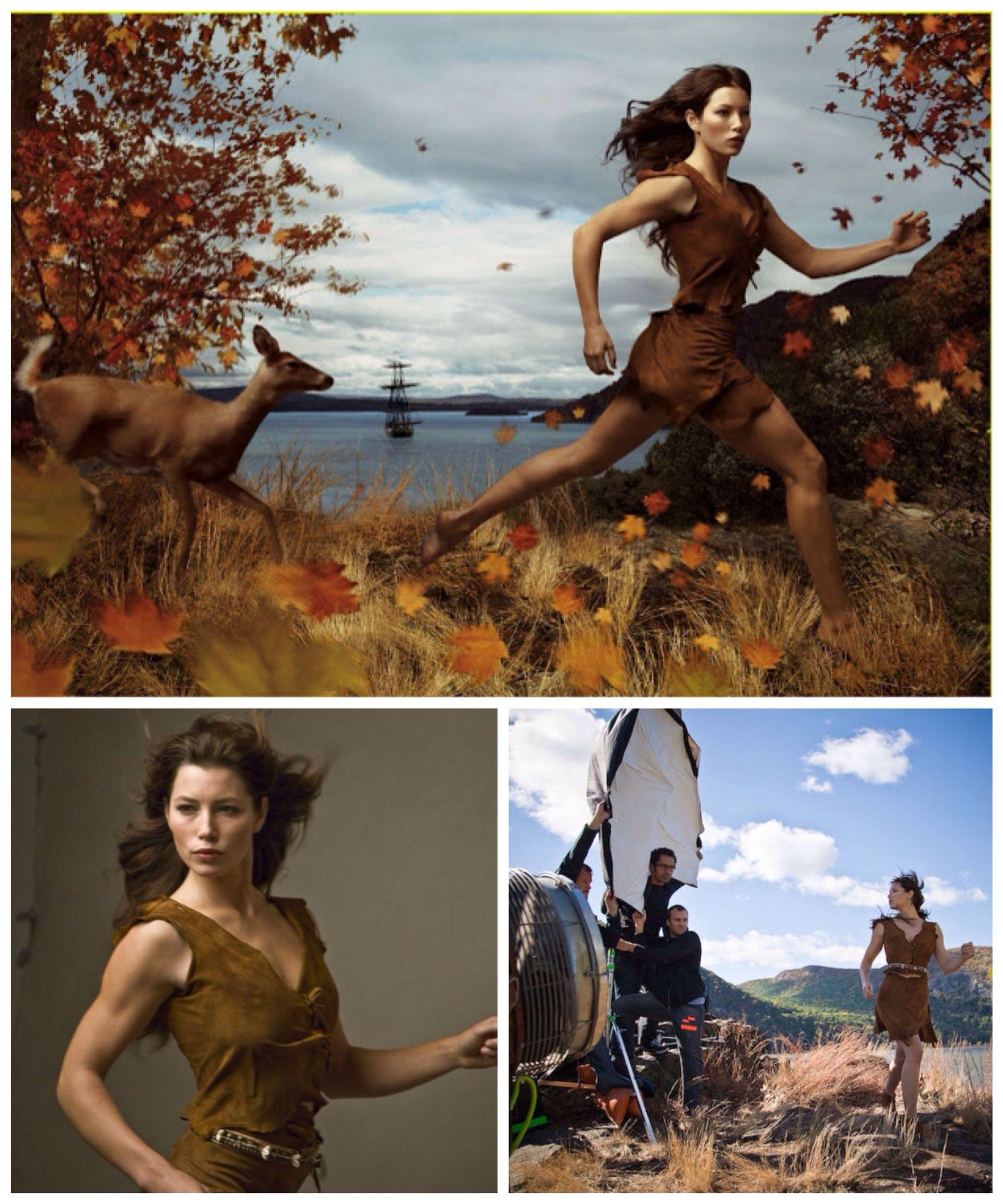 Outdoor Photography Lighting Tips: Annie Leibovitz. Disney