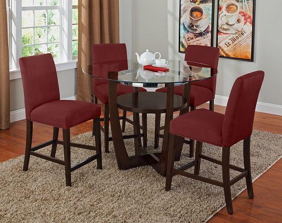 American Signature Furniture  Alcove Red Ii Dining Room Inspiration American Signature Dining Room Sets Decorating Design