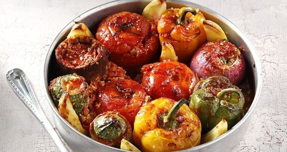Farce stuffed vegetables by akisrecipe in englishis is a food forumfinder Choice Image