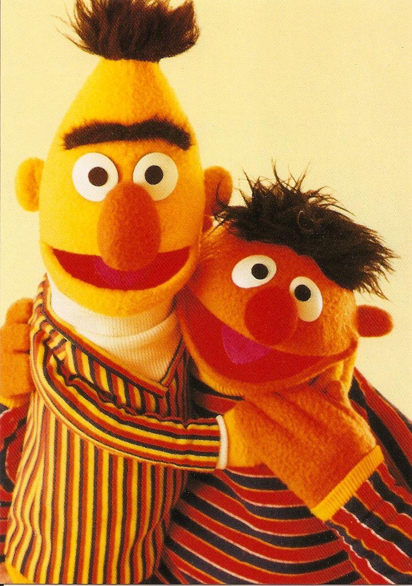 Bert Ernie Sesame Street Sesame Street Muppets The Muppet Show Sesame Street