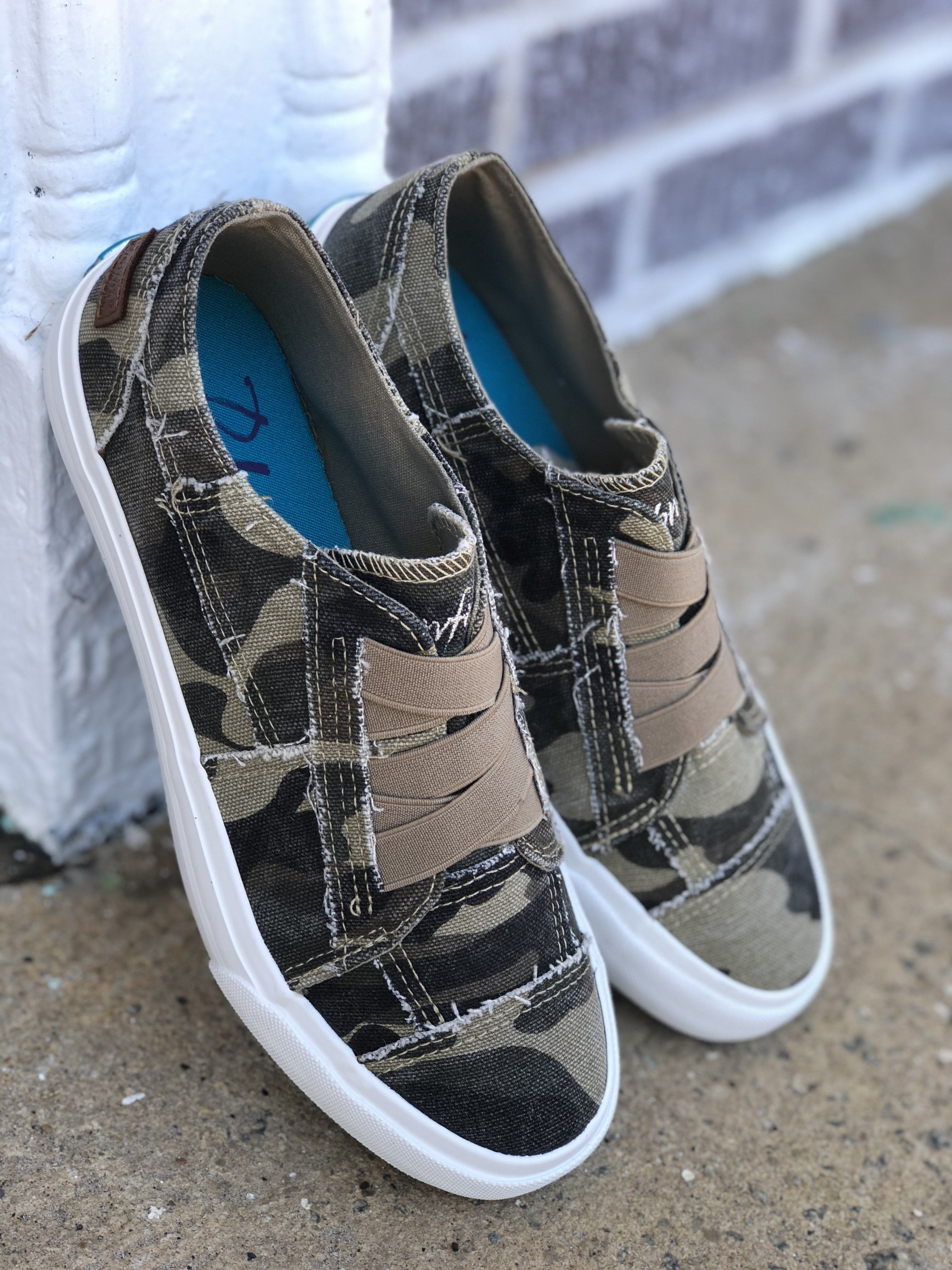f58159d95f075 Marley Camo Sneaker | Products | Sneakers, Shoes, Slip on