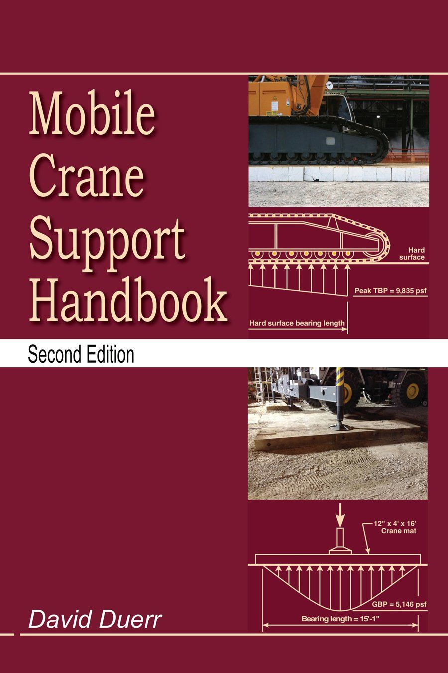 Mobile Crane Support Handbook Second Edition Construction Jobs
