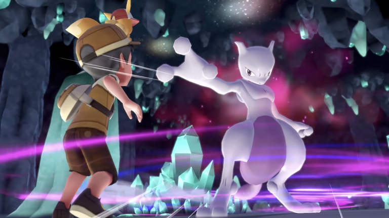 How To Get A Shiny Mewtwo In Pokemon Let S Go