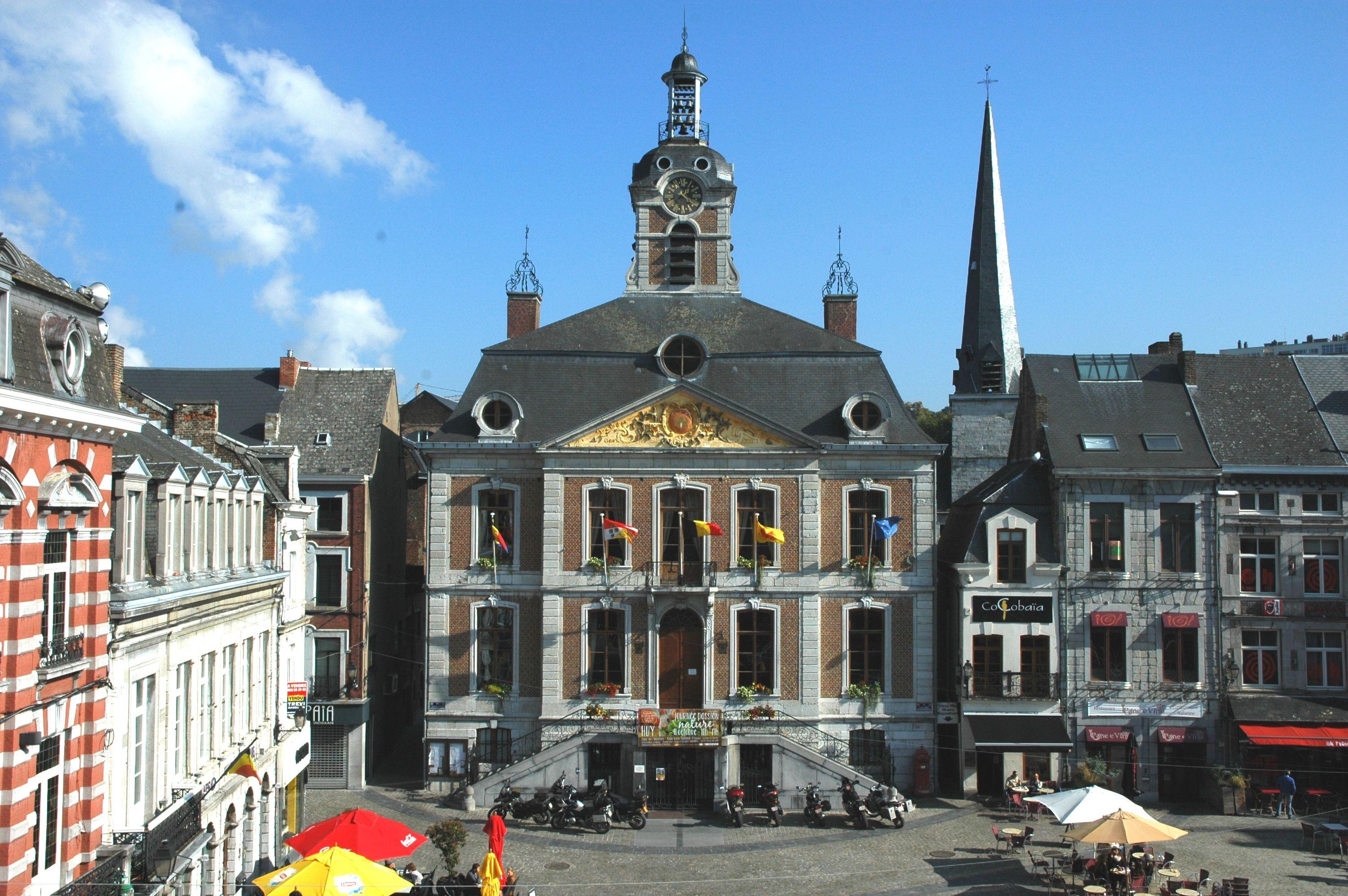 H´tel de ville de Huy 1766