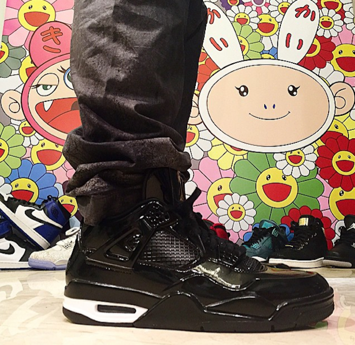 Are you ready for the Air Jordan 11LAB4?