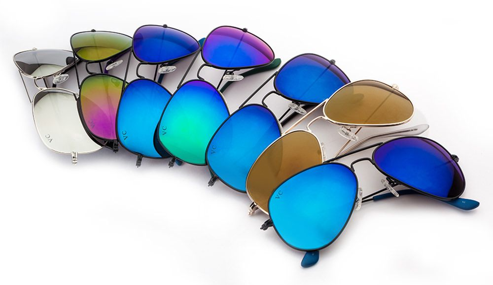 e6846424d69 Lenskart Mirrored Aviator Sunglasses