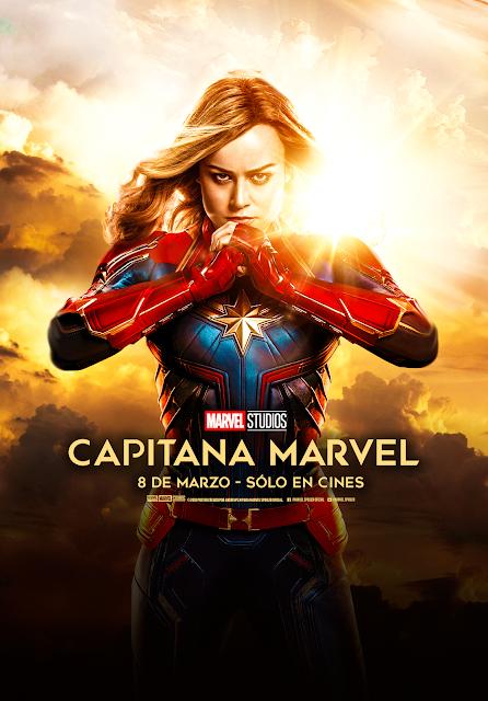 Capitana Marvel Pelicula Completa En Español Latino Online Capitana Marvel Magníficos Marvel
