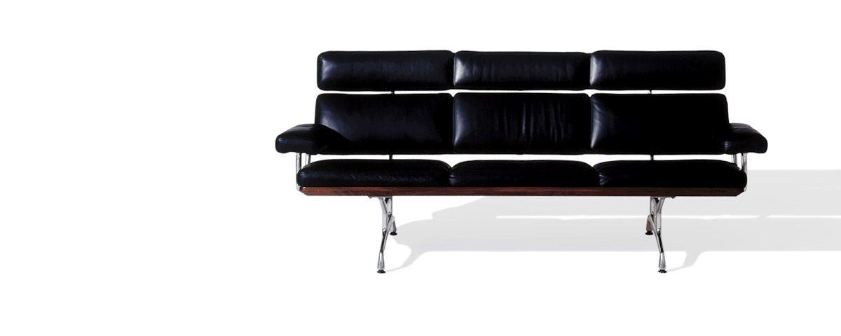 eames sofa lounge seating herman miller