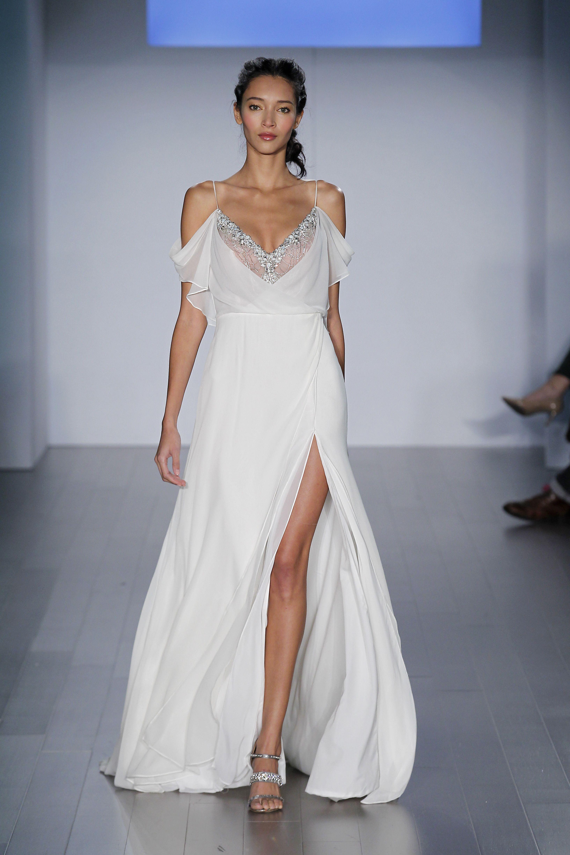 Wedding Dress: Alvina Valenta - www.jlmcouture.com/Alvina-Valenta