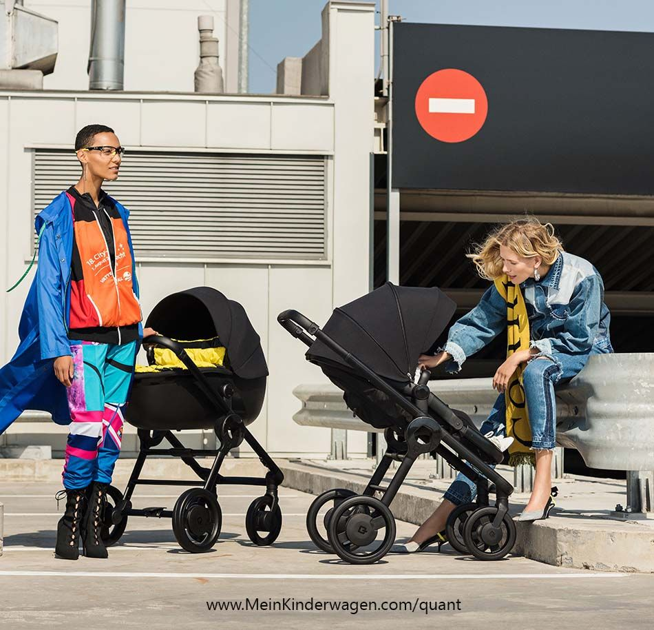 Anex Quant Stylischer Outfit Gepaart Mit Tollen Funktionen Kinderwagen Kinder Wagen Kinderwagen 2 In 1