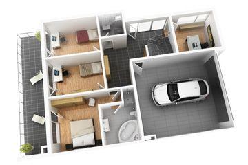 Vermarktung (mit Bildern) Raumaufteilung, Grundriss