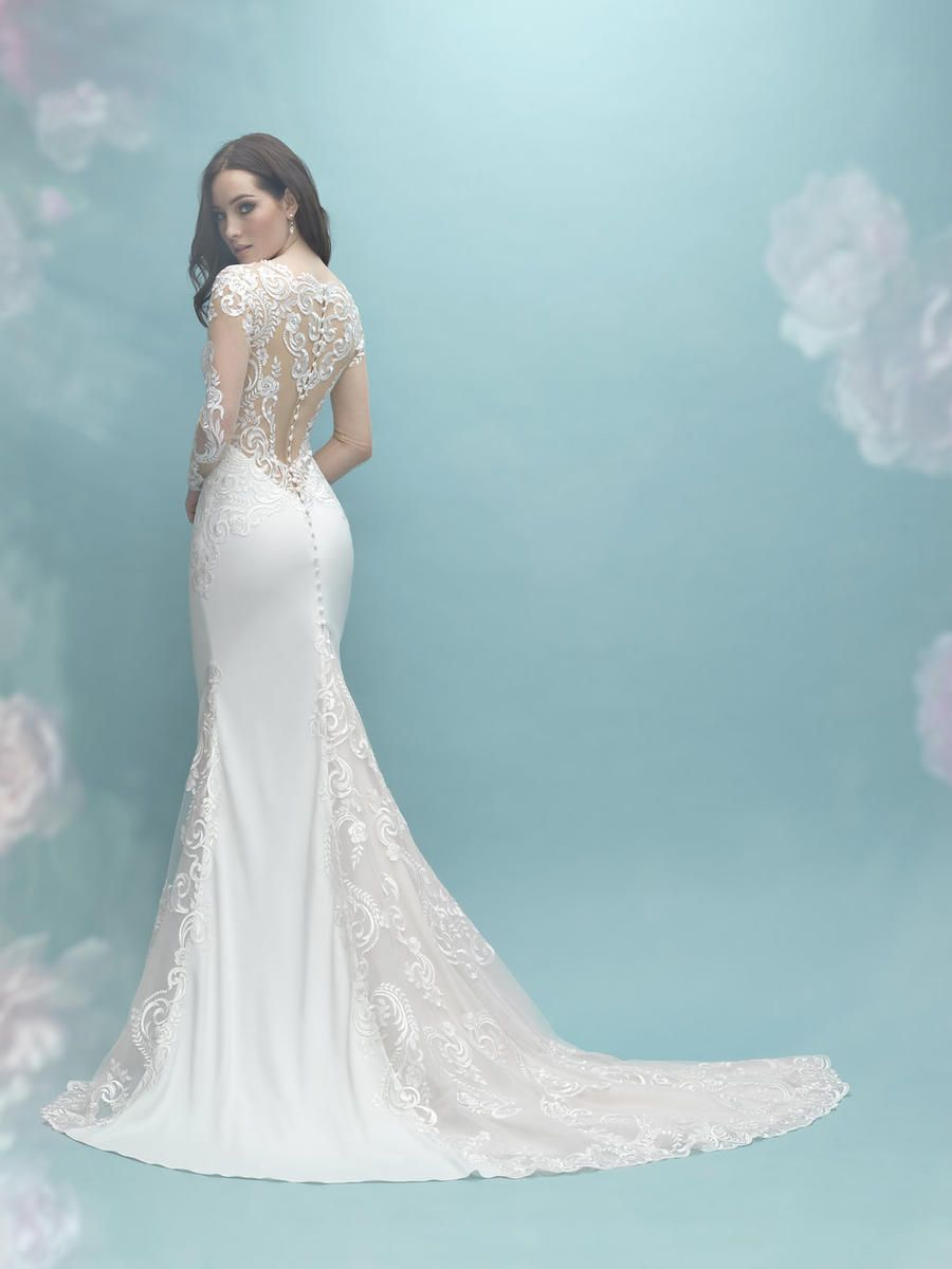 Allure Wedding 9453 - Shop this style and more at oeevening.com ...