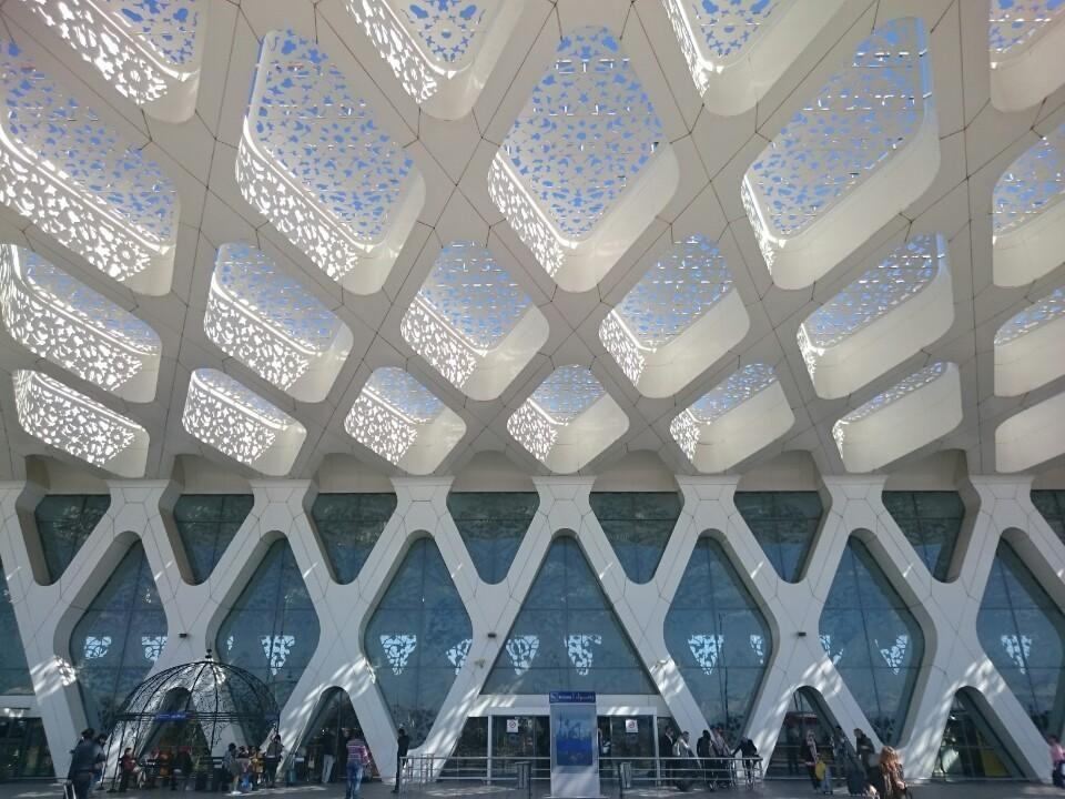 Aéroport de Marrakech Ménara | مطار مراكش المنارة (RAK) - Airport