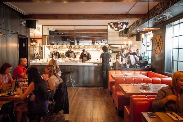 Restaurant Toronto For Large Group