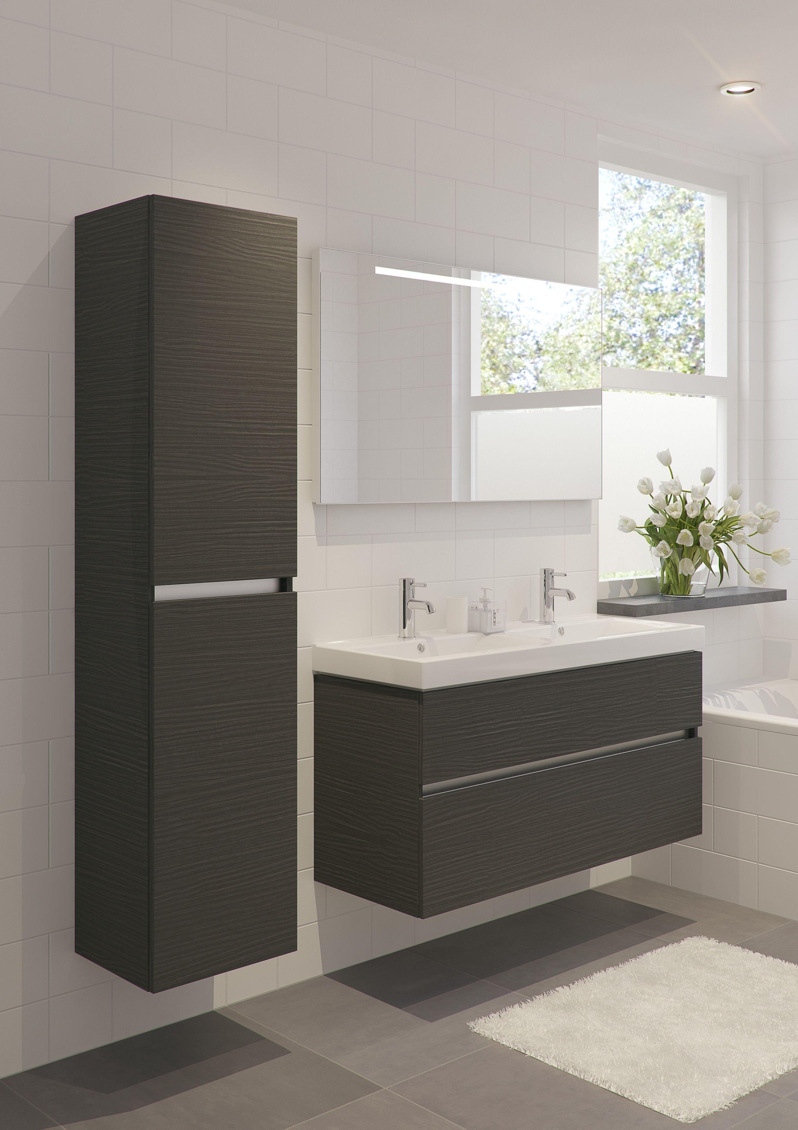 Bruynzeel Nano 120 Cm Hacienda Badmeubel Badkamer Sanitair Bathroom Furniture Cabinet Meuble Salle De Bain Bathroom Furniture Modern