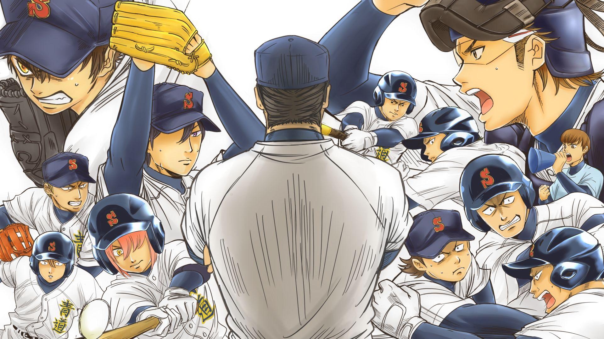 Seidou Anime Ace Of Diamonds Anime Images
