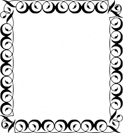 Certificate Borders Free Download Pleasing Decorative Border Clip Art  Reading Questions  Pinterest  Clip .