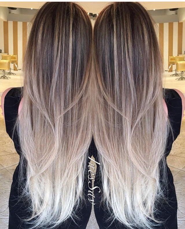 Cabello Mechas Californianas Hair Pinterest Hair