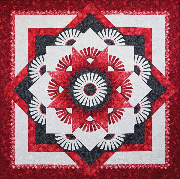 Red River Star Forever Fabric Kit DEPOSIT-Preorder | Judy Niemeyer ... : red star quilt - Adamdwight.com