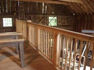 Best Loft Railing Barn Ideas Pinterest Loft Railing 400 x 300