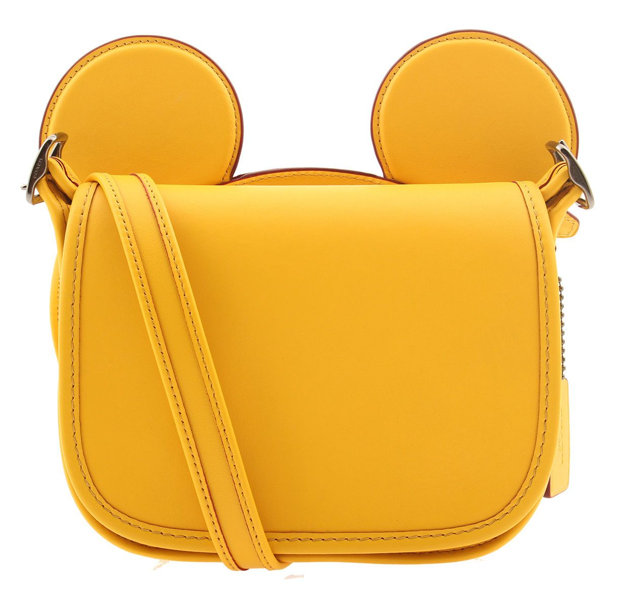 Yellow Coach Purse (With images) Crossbody shoulder bag