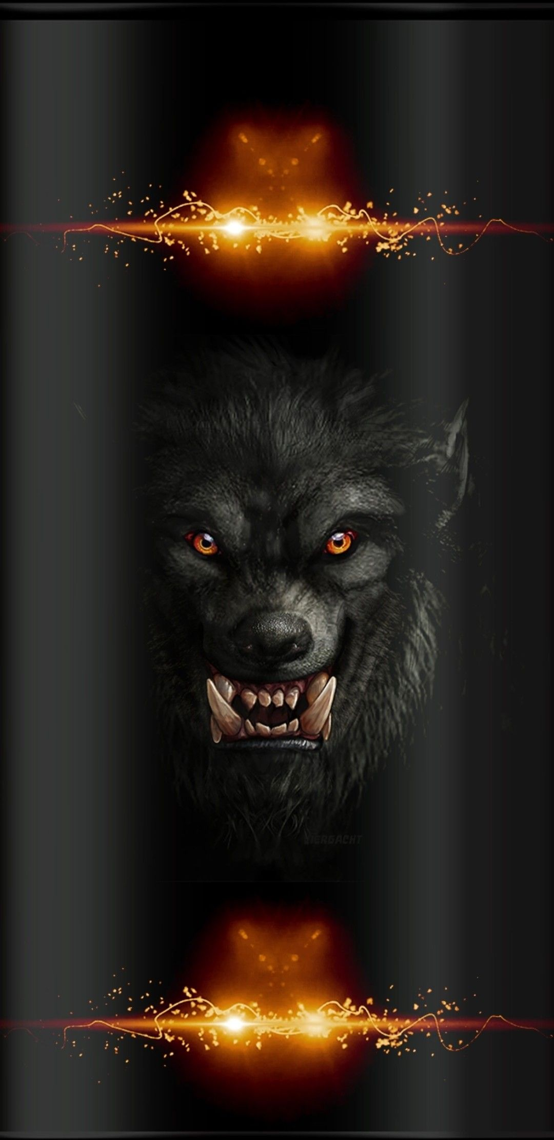Wolf wallpaper image by Dany on Wallpapers iPhone