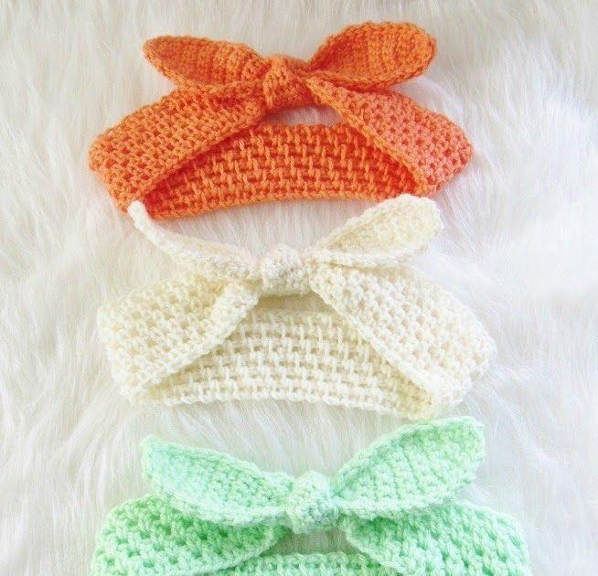 Knot Me Up Headband, Free Crochet Pattern | Häkeln