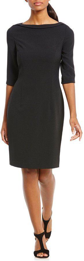 78b4a936ed7 Antonio Melani Chase Crepe Dress